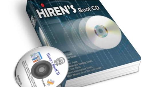 Hiren's Boot CD  USB