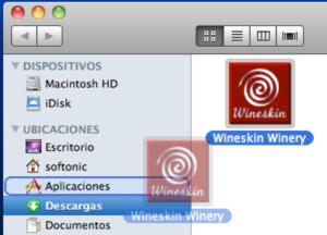 Install Wineskin